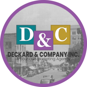 Deckard & Company is a Boutique Marketing Agency based in Bradenton, Florida