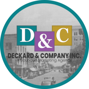 Deckard & Company is a Boutique Marketing Agency based in Sarasota, Florida