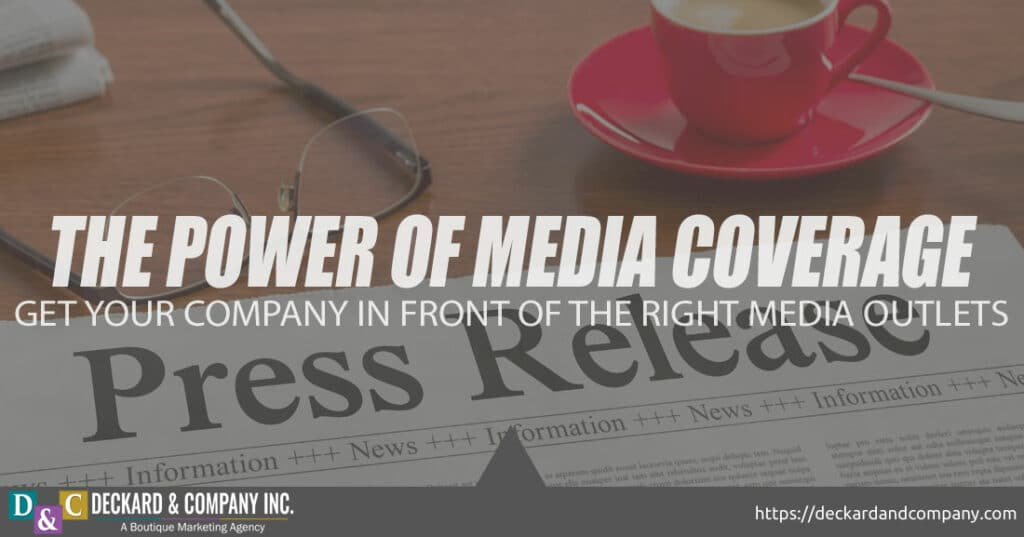 The power of media coverage