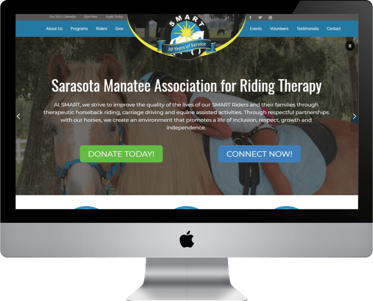 WordPress website design and development for non-profit organizations