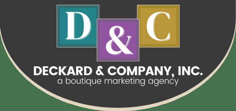 Deckard & Company, a Boutique Marketing Agency based in Bradenton, Florida