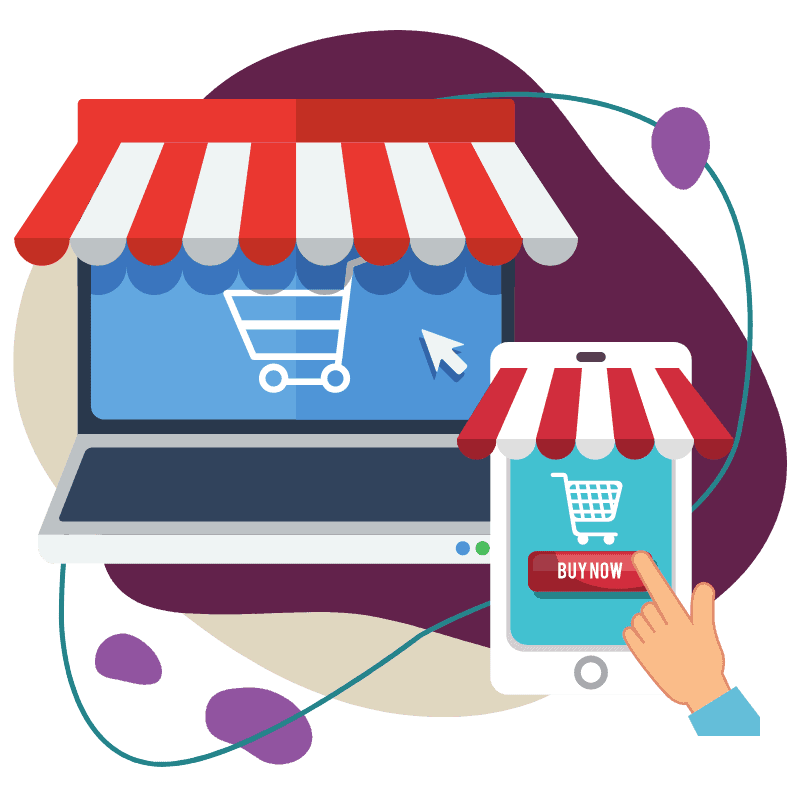 DECKwid or Ecwid Shopping cart e-commerce system