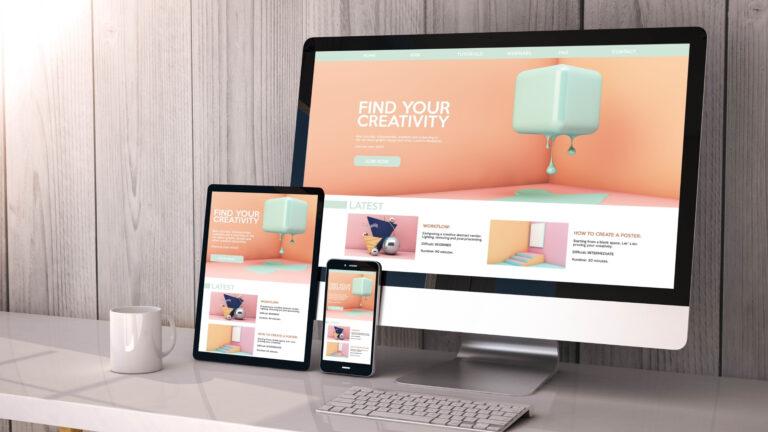 Website Design and Development Looks Matter