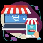 DECKwid Shopping Cart by Deckard & Company Icon